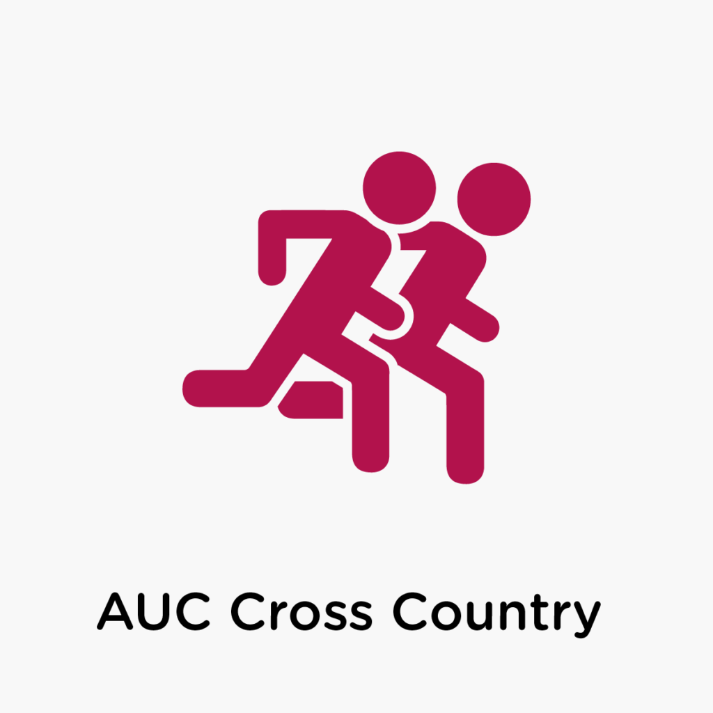 AUC Cross country