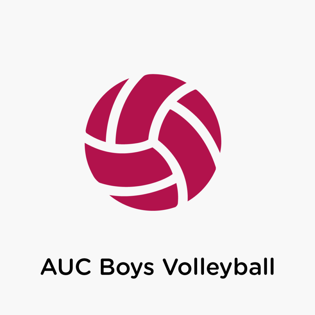 AUC Boys Volleyball